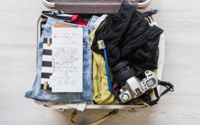 8 consejos para deshacer la maleta después de las vacaciones