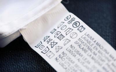 Entender las etiquetas de la ropa